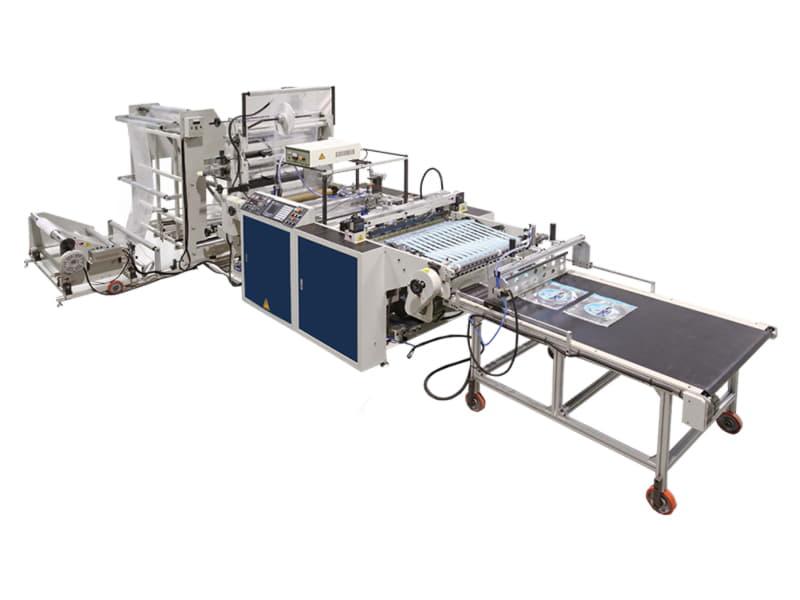 COSMO - SH-32-FC /  Yan Kaynak Kesim Makinesi (LDPE,PP,OPP,BOPP&CPP)