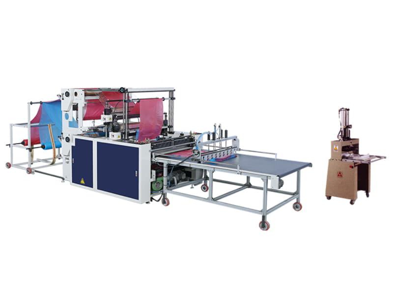 COSMO - SCB-800/1100-L2 / Çift Hatlı Alt Kaynak Kesim Makinesi (Manuel Ağız Açma)