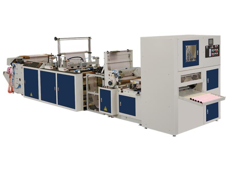 SBCR-750-OB / Masuralı Kuru Temizleme, Sebze, Çöp Torbası ve Masa Örtüsü Kesim Makinesi