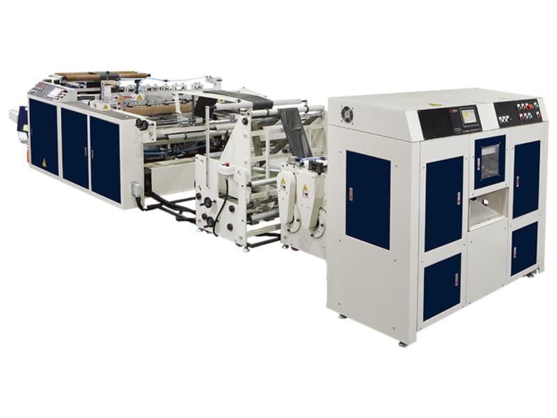SOSR-1000-R / Masuralı Kuru Temizleme, Çöp Torbası, Sebze ve Masa Örtüsü Kesim Makinesi