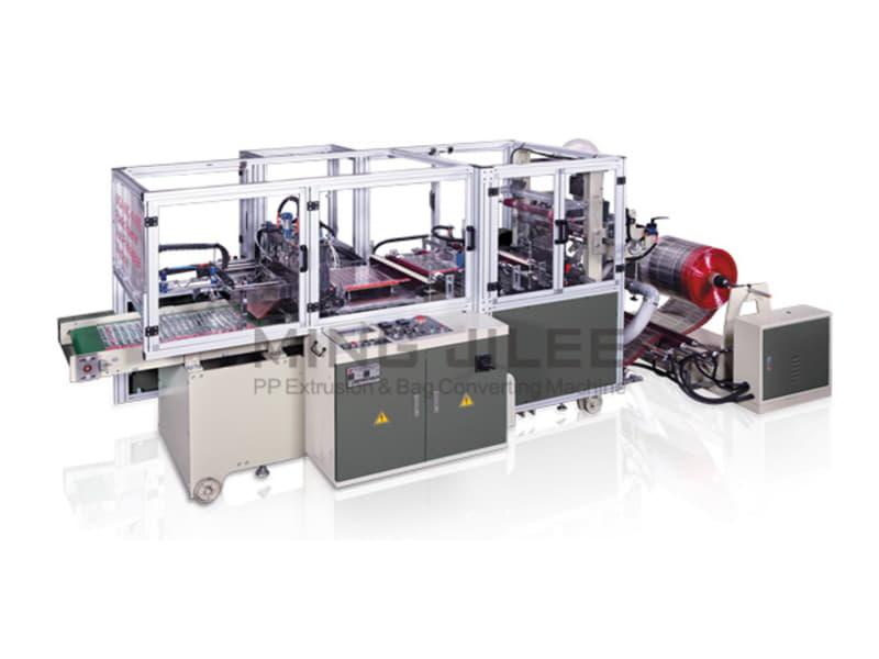 Otomatik Cetvel Besleme ve Paketleme Makinesi
