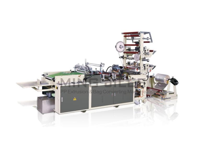 MING JILEE - Sıcak Dilimlemeli Kitap Kabı Makinesi