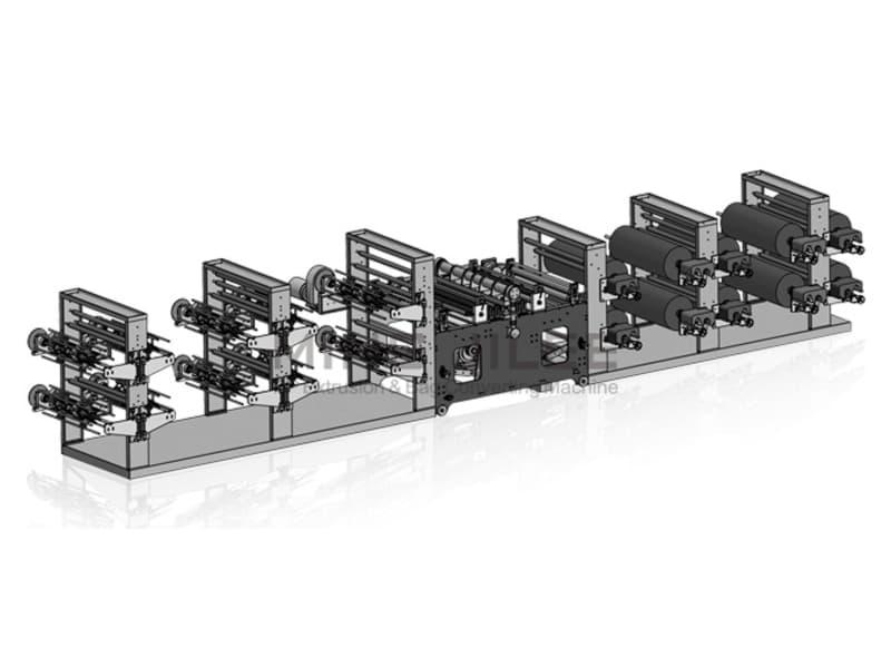 MING JILEE - Mikro Delik Açma ve Sarma Makinesi (Muz Koruması İçin)