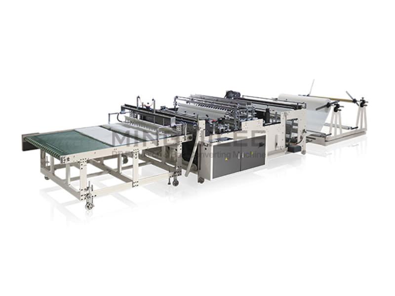 PE Köpük Levha Delme, Dilimleme ve Kesim Makinesi