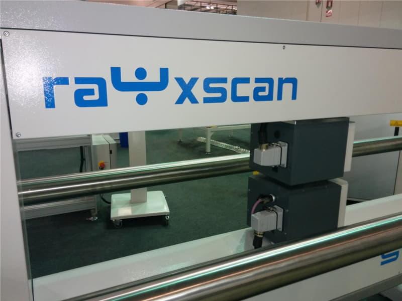 RayXscan - Güvenli X-Ray Profil Ölçüm Sistemi