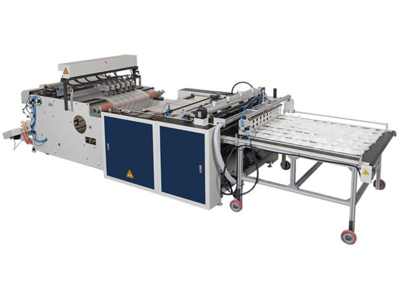 COSMO - SE-32S-40S-50S / Sıcak Dilmeli Blok Poşet Kesim Makinesi
