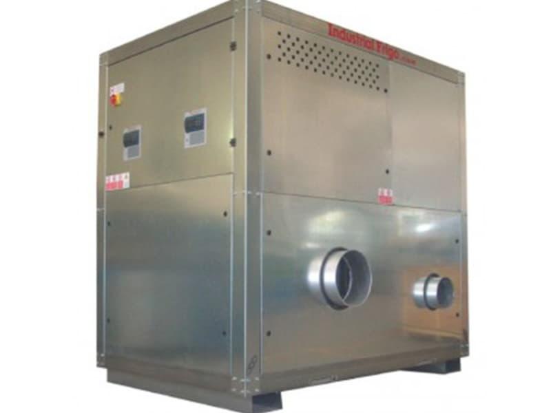Ekstrüder Hava Halkası Soğutma Sistemleri - GRAI/GRWI