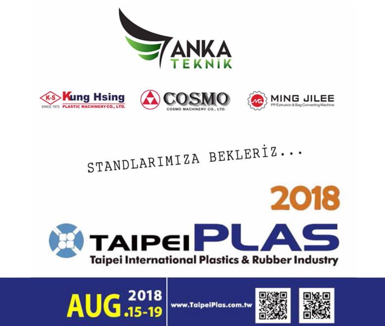 Taipe Plast 2018