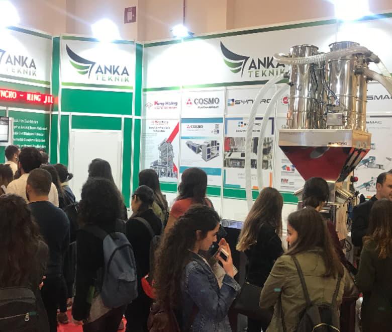 PlastPak İzmir 2018 Görüntülerimiz