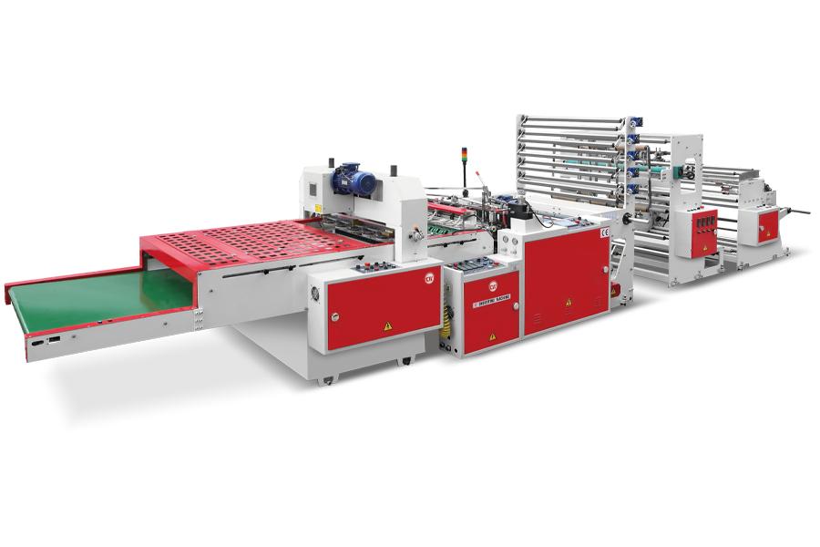 CHOVYTING -  CW-1000BS5+AP  Yüksek Hızlı Eczane ve Buzdolabı Poşeti Kesim Makinası (Körük Opsiyonlu)
