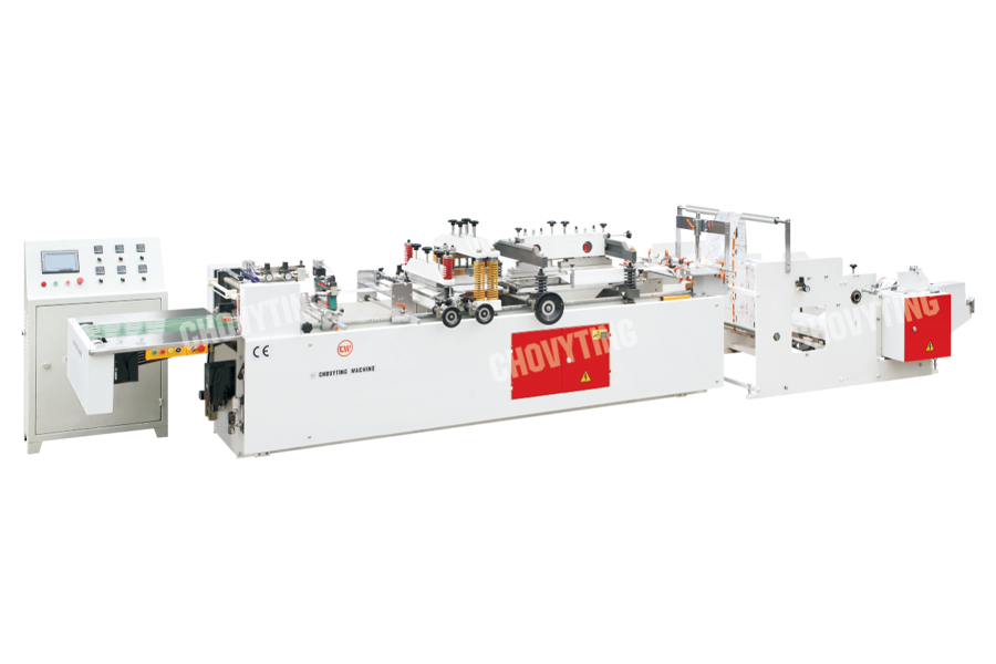 CW-400MCP - Mini Merkez Kaynak Poşet Kesim Makinası