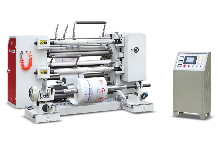 CHOVYTING - CW-1300FQL - Otomatik Yatay Dilimleme ve Çözgü Makinası