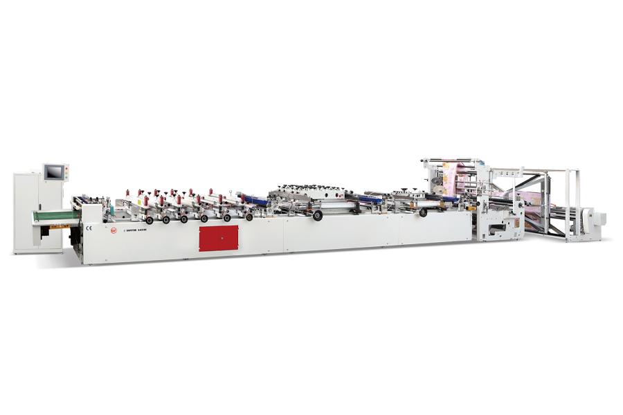 CW-600C+FD Çok Fonksiyonlu Laminasyonlu Poşet ve Doypack Kesim Makinası