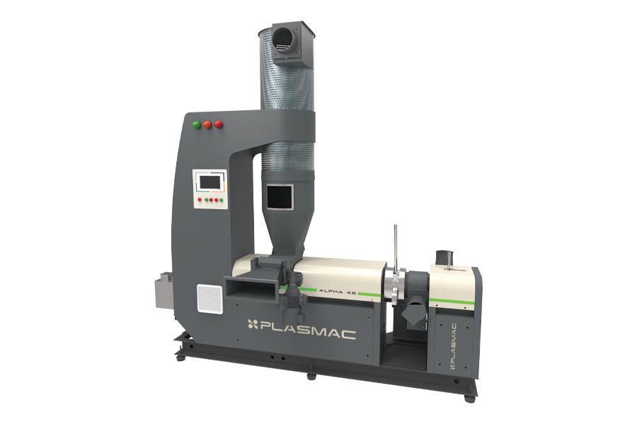 PLASMAC - Alpha / Geri Dönüşüm Makinası