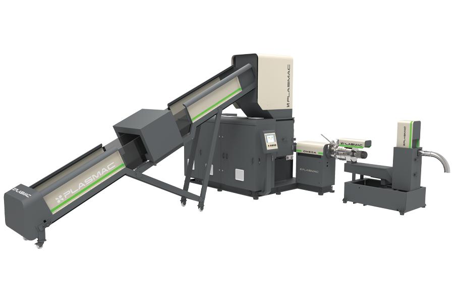 PLASMAC - Omega Eco / Geri Dönüşüm Makinası