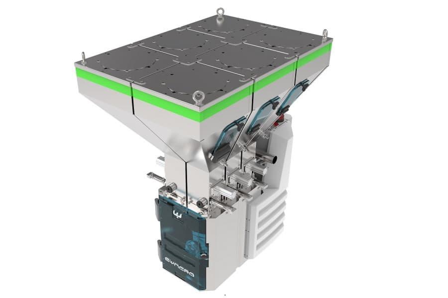 SYNCRO - Mybatch - Modüler Gravimetrik Batch Dozajlama Sistemi